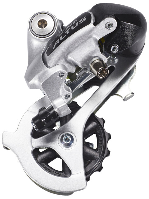 Shimano Altus RD-M310 Rear Derailleur 7/8-speed medium length silver